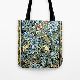 """William Morris """"Birds and Acanthus"""" Tote Bag"""