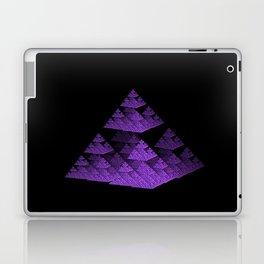 3D Fractal Pyramid Laptop & iPad Skin