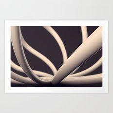 XY2 Art Print
