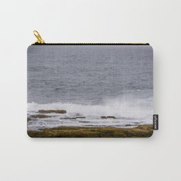 Winter by the Sea Carry-All Pouch