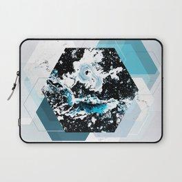 Geometric Textures 4 Laptop Sleeve
