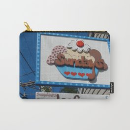 Sundaes At Sundays Carry-All Pouch