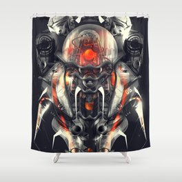 NeuroGenesis Shower Curtain