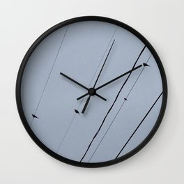 High Wire Wall Clock