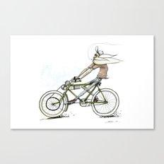 Cruiz'n Right Alomg Canvas Print