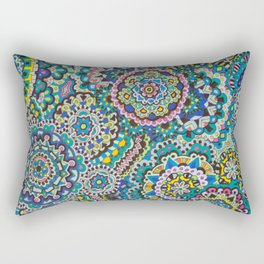 Easter Mandala Rectangular Pillow