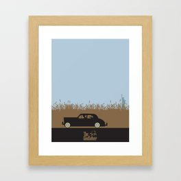 The Godfather Framed Art Print