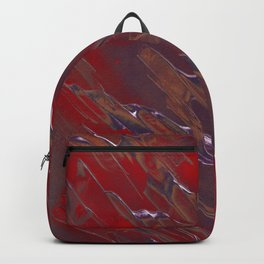 Faux Finish Backpack