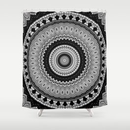 Mandala x Shower Curtain