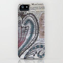 """""""He Heals the Broken Hearted"""" iPhone Case"""
