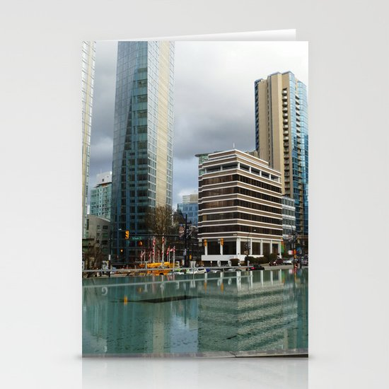 Vancouver Stationery Cards