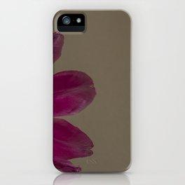 tulip_22 iPhone Case