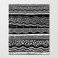 ABIODUN Canvas Print