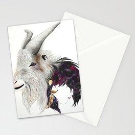 Goat Totem - Totem Series Stationery Cards