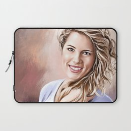 Felicity Smoak Laptop Sleeve