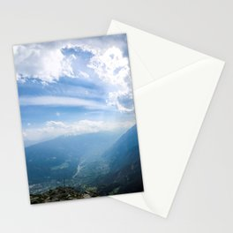 Meran // Mutspitze Stationery Cards