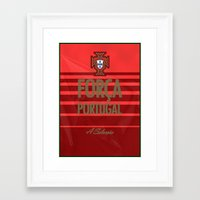 portugal Framed Art Prints featuring Portugal by liamhohoho