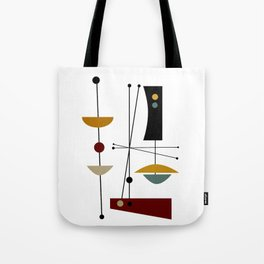 Mid Century Art 11 Tote Bag