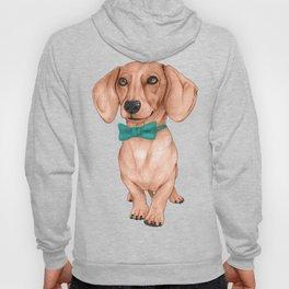 Dachshund, The Wiener Dog Hoody