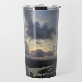 Golden sunsets Travel Mug