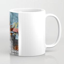 Hell Fire & McDonalds Coffee Mug