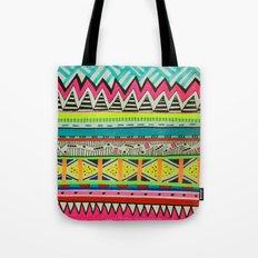 VIVID EYOTA Tote Bag
