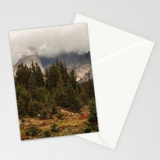 Moody Morning in the Wyoming Wilderness Stationery Cards