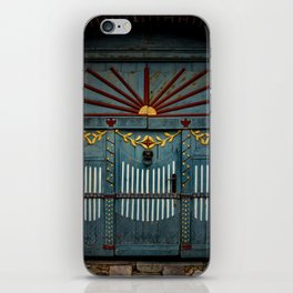 The Gate to Valhalla iPhone Skin