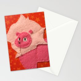 Lion! Stationery Cards