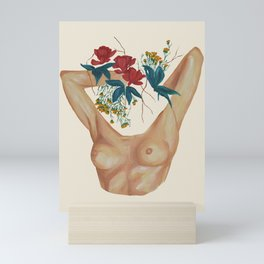 Bare Mini Art Print