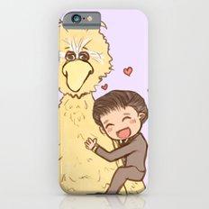 Romney loves Big Bird Slim Case iPhone 6s