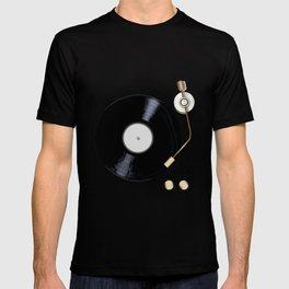 Record Deck T-shirt