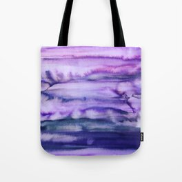 Power Purple Tote Bag