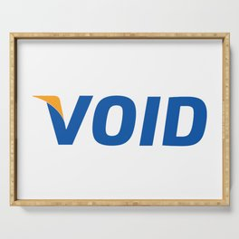 VOID Serving Tray