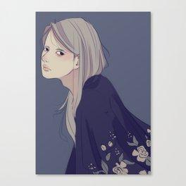 Taehyung Canvas Print