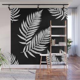 Fern Pattern Wall Mural