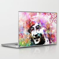 john Laptop & iPad Skins featuring John by Nato Gomes