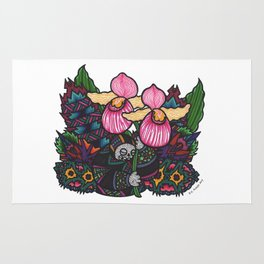 Capricious Beauty (Botanical Bliss) Rug