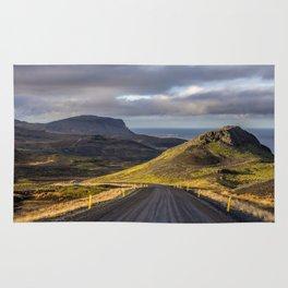 Saefellsjokull Iceland Rug