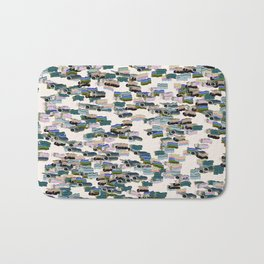 living in new york for a while Bath Mat