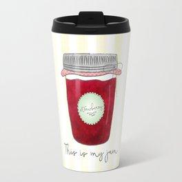 This is my jam Travel Mug
