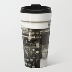 Your Story begins at Home Metal Travel Mug