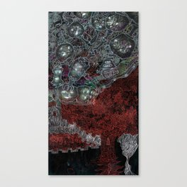castletree Canvas Print