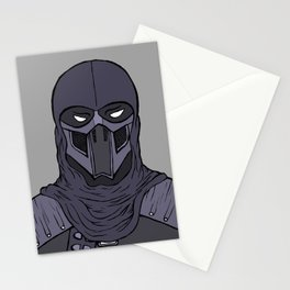 A Shadow. A Shade.  Stationery Cards