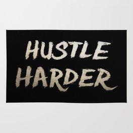 Hustle Harder Rug