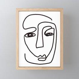 Knox Framed Mini Art Print