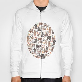 Woodland or Forest Animals! Hoody