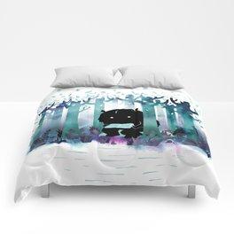 A Quiet Spot Comforters