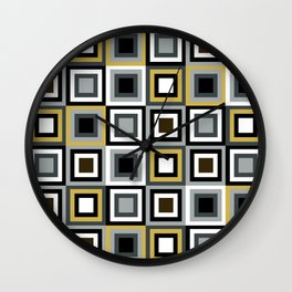 Looks like an Albers to me No. 5 Wall Clock