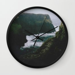 Analogue Cliffs Wall Clock